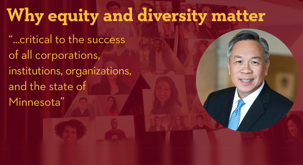 Q & A with equity and diversity leader Michael Goh, Ph.D.